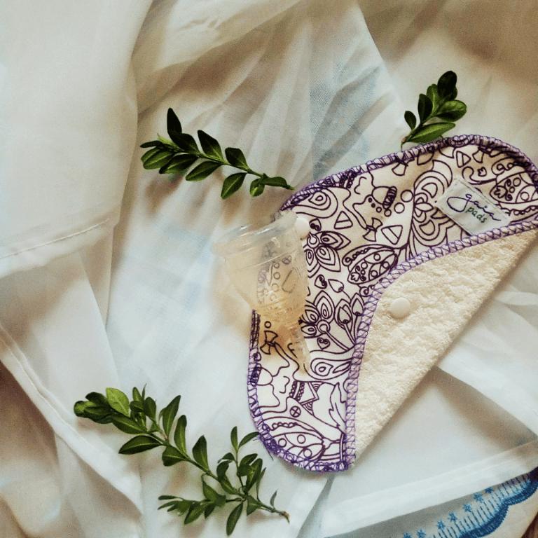 Intimita bez odpadu: Menstruační kalíšek