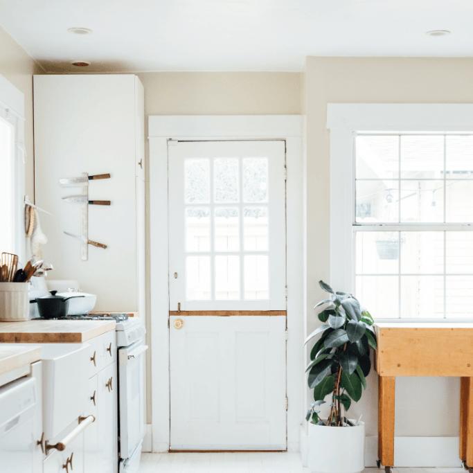 Domácnost bez odpadu: Chlap v kuchyni
